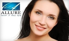 $59 for Microdermabrasion at Allure Laser &amp; Day Spa Incorporated