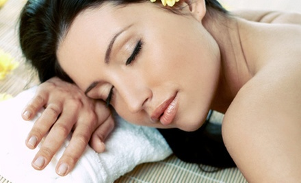 $37 for a Heaven on Earth 55-Minute Massage at Unique Salon & Spa