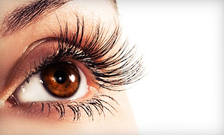 $69 for a Set of Full Lash Extensions  at Amia Lash Studio