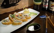 $14 for $20 at BluFin Sushi