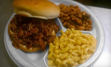 $8 for $16 Worth of Food at Petty's BBQ