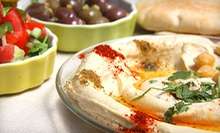 $7 for $10 at Labasha Mediterranean Cuisine