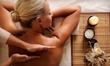 $49 for a 60-Minute Therapeutic Massage at The Wellness Center