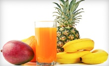 $10 for $20 Worth of Product, Fresh Juices and Smoothies at Golden Seal Health &amp; Wellness Center