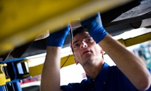 $18 for an Oil Change (Up to 5 Qts Premium House) and AC Inspection  at Good Works Auto Repair