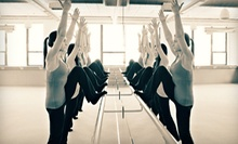 $9 for a One-Hour Barre Technique Class at 7:45 p.m. at The Dailey Method LA