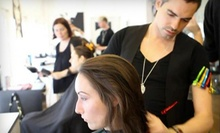 $80 for A Woman's Conditioning Treatment and Haircut at Y Gallery Salon