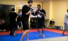 $7 for a One-Hour 7:00PM Kickboxing Class at Intensity Martial Arts