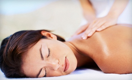 $66 for 80 Minute Deep Tissue Massage at Absolute Vitality Spa