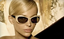 $50 for $100 Worth of Sunglasses at SEEN Vision Care