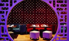 $20 for $40 at Vango Lounge and Sky Bar