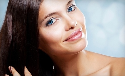 $60 for Ultrasonic Facial (Dermasound Treatment) at Andrew Marke Salon