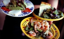 $24 for Two  Signature Cocktails and Three Tapas at Bossa Bistro &amp; Lounge