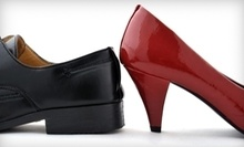 $15 for $30 Worth of Heel Replacements at Odessa Instant Shoe Repair