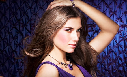 $7 for Eyebrow Threading at SanOlvi Beauty