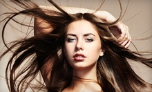 $40 for a Single Process Color at Gibaldi Hair Salon