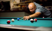 $2 for 60-Minutes of Table Play at Markley Billiards