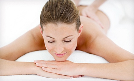 $45 for a One-Hour Massage at Feet Press Spa