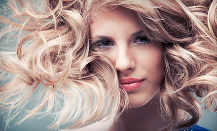 $95 for a Partial Foil, Haircut, Blow Dry and Style at Madison at The Hair Joint