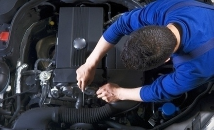$210 for a Set of Brake Pads, Rotors and Safety Inspection at Belmont Auto Enterprises