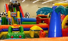 $5 for a Single Children's Admission Age 2+ at Kid Blast