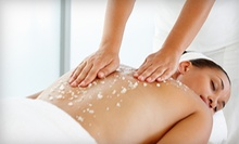 $35 for Sugar or Salt Scrub at Tennessee Floyd's Bodywork