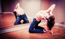 $8 for a 5:30 p.m. Walk-In Sultry Motion Class at Shevolved