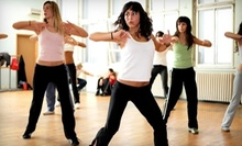 $9 for a Zumba Class at 10 a.m. at Studio Fusion