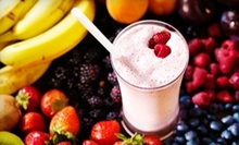 $2 for Small Strawberry Smoothie at Frutilandia