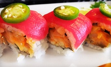 $20 for $40 Worth of Food at Sushi Yama