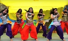 $8 for 7pm Bollywood Workout Class at Bollywood Shake