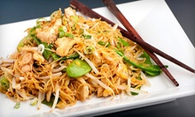 $10 for $15 at Lemongrass Thai Restaurant