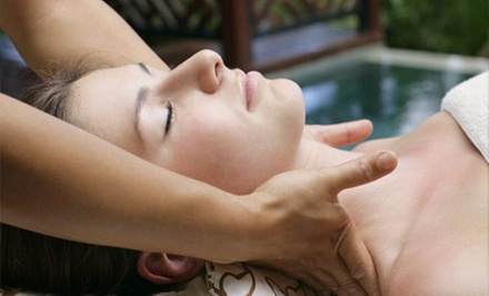 $48 for 1 Hr Swedish &  Deep Tissue Whole Body Massage at Palace Herbal Spa