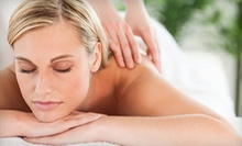 $21 for a 30 Minute  Back Massage at VL Touch Massage Therapy