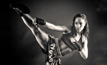 $12 for a 1 p.m. Self Defense Class at Rhodes Fusion Fitness