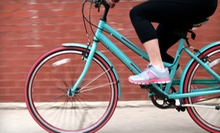 $10 for a Two-Hour Bike Rental at Midtown Bike Shop