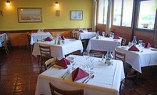 $20 for $40 Worth of Food and Drink at Firenze Ristorante Italiano