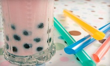 $3 for $5 Worth of Bubble Tea  at Bubbles