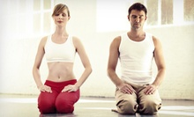 $10 for a 6 p.m. Yoga, Meditation and Breathing Class at Power Brain Training Center - Beaverton