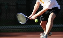 $15 for Half Hour Private Tennis Lesson at La Habra Tennis Center
