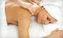 $44 for a 60-Minute Therapeutic Massage at Lightbody Therapeutics