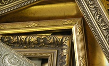 $50 for $100 Worth of Framing Services at Big Apple Art Gallery & Framing