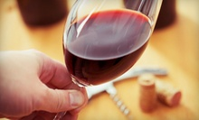 $10 for a Wine Tasting for 2 at Bonacquisti Wine Company