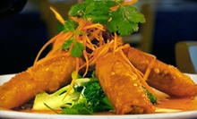 $8 for $12 at Thai House Austin