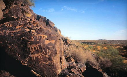 $7 for Two Adult Admission Tickets at Deer Valley Rock Art Center