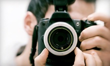 $15 for a Two-Hour Photography Workshop at 6 p.m. at iWink Studios