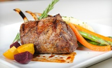 $30 for a 3 Course Tasting Menu for Two (Up to a $60 Value) at Rue Saint Jacques