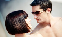 "$8 for ""Just a Trim"" Men&#x0027;s Haircut at Temptor Salon"
