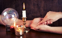 $43 for for Egyptian Sand Reading  at Los Angeles Psychic Advisor & Love Expert Priscilla