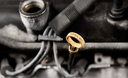 $15 for an Oil Change, Safety Inspection, Wiper Blades, & Air Filter at Hummel's B&B Automotive